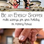 Be an energy shopper - switch and save on energy bills