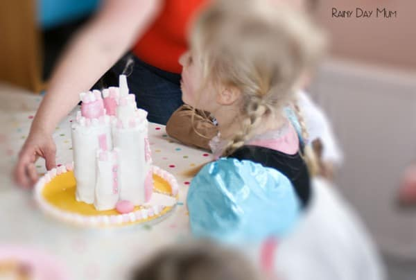 Party at home - making birthday parties POP!