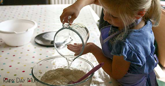 The Best Easy Bread Dough Recipe to Cook with Kids