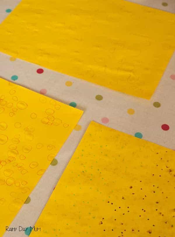How hard has it rained - simple no prep preschool weather investigation