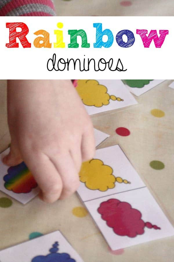 Rainbow Domino Game
