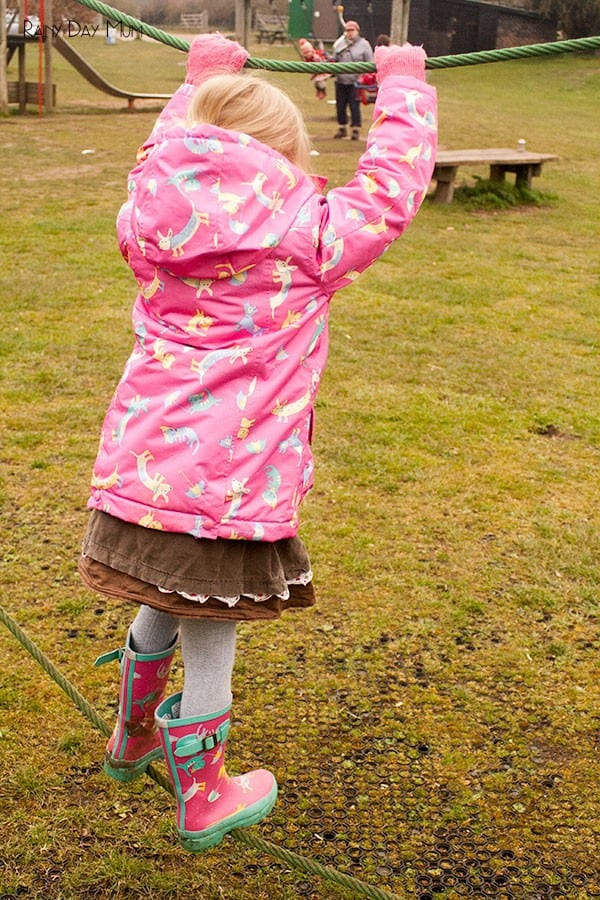 Right as Rain Clothes for all weather kids from Joules