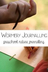 Wormery journalling