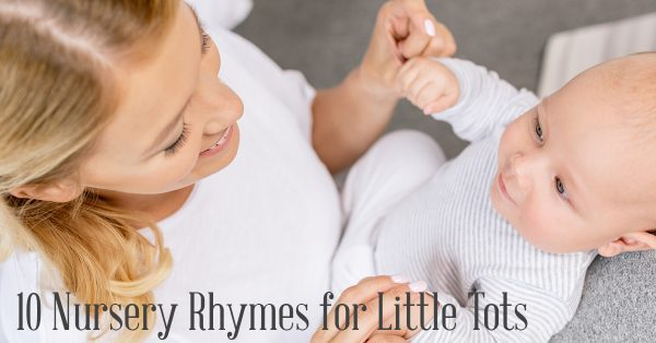 10 classic nursery rhymes to sing with babies, toddlers and preschoolers. With full words and suggested activities to keep your older tots entertained once you have sung.
