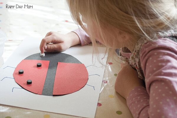 Ladybug Maths - Symmetry and Doubling