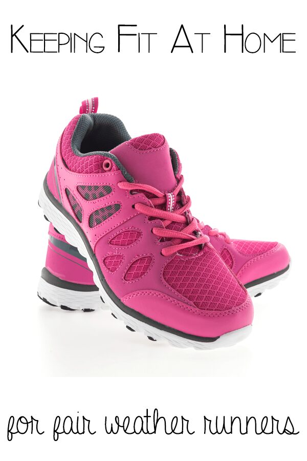 Keeping fit at home for fair weather runners - discover the variety of cross trainers from Pro-Form