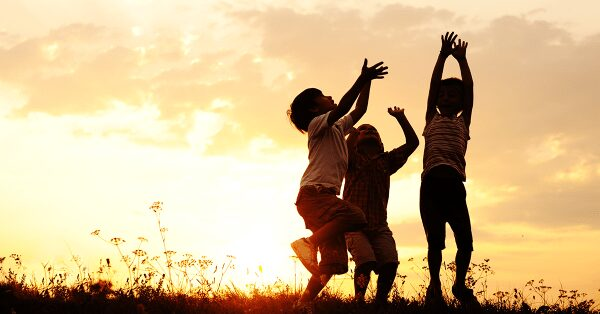 Go outside and play as a family - set a summer family goal to make getting activity