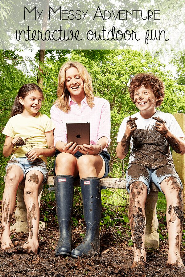 This summer get outdoors, get messy and go on your own interactive My Messy Adventure with some favourite Roald Dahl Characters, Quentin Blake Illustrations and Persil Small & Mighty