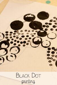 Black Dot Printing