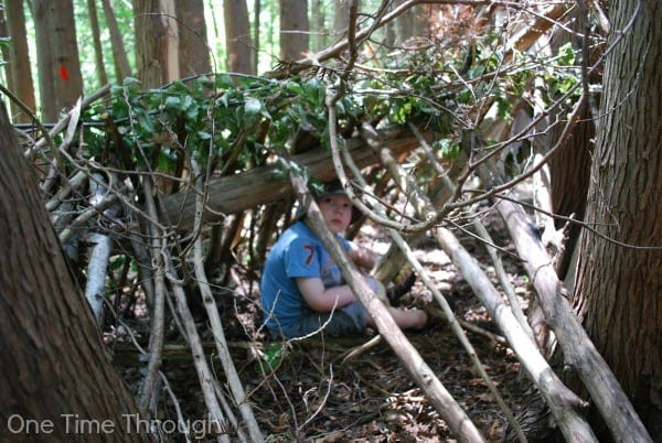 Get outside this summer and connect books and activities with building a forest home and Stella: Fairy of the Forest