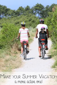 Make your summer vacation a more active one with 5 beginner cycle routes to explore in some of Europes Top Holiday Destinations