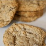 Simple and delicious walnut and chocolate chip cookies recipe - so easy that kids can make them.