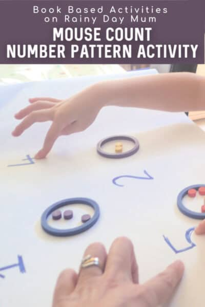 mouse count inspired number activity for preschoolers