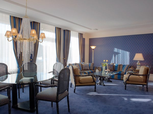 Family friendly luxury at the Grand Hotel Kronenhof, where children are welcomed and engaged as well as family time is valued in this enchanting area of the Swiss Alps