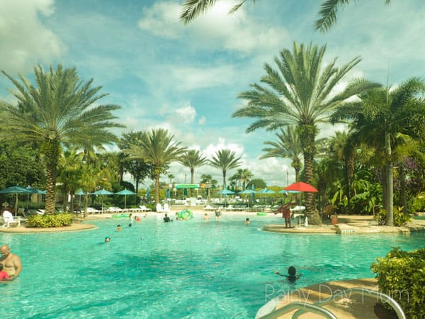 All holiday resorts are not equal - Reunion Resort Orlando a family friendly holiday resort ideal for visiting Walt Disney World Resort