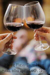 Make Friday Night Date Night meals extra special with three different wines to enjoy together