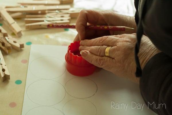 DIY Snowmen Advent Calendar