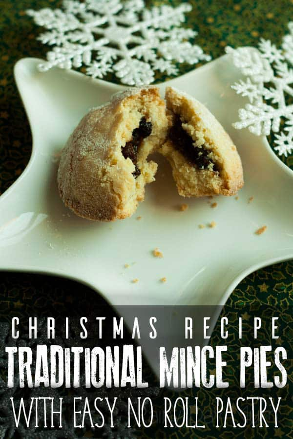 Easy Kid Friendly Christmas Mince Pies