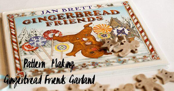Pattern-making-gingerbread-friends-garland
