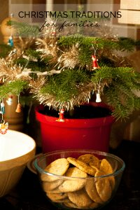 How do you plan and celebrate Christmas as a family - discover some fun family traditions that this family does this year
