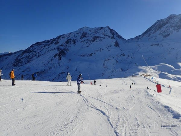 Les Arcs 1950 a family friendly resort for all abilities in your family. Find out what makes it ideal for your families ski trips
