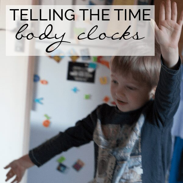 Get kids moving whilst learning to tell the time - easy no prep activity to help children with telling the time