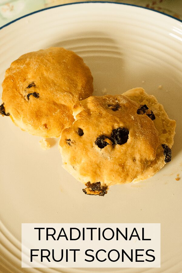 Simple Scones Recipe to Make with and For Kids