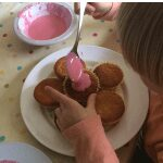 Kids in the Kitchen - making simple cupcakes for kids to decorate. An easy go to recipe for when kids want to cook
