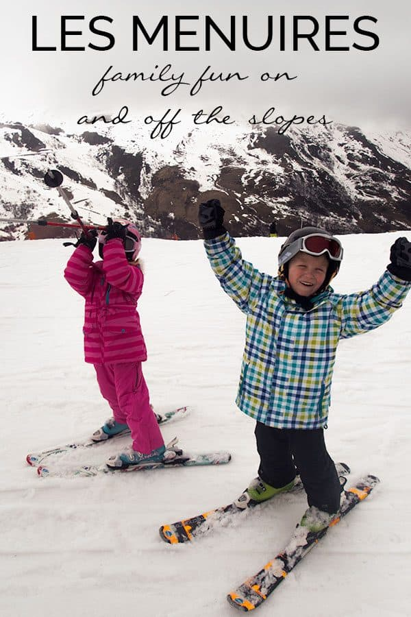 Les Menuires – Family Fun on and off the slope
