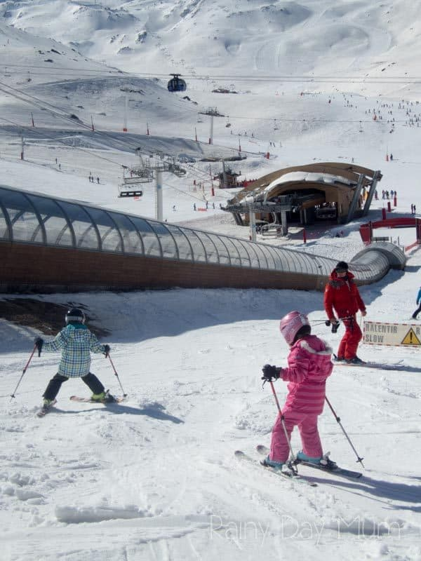 val thorens a high light of the alps for families. Black Bedroom Furniture Sets. Home Design Ideas