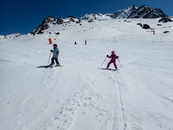 Val Thorens - a HIGH light of the French Alps - what is there to do in the highest resort in Europe for Families