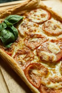 Picnic Food – Quick and Easy Italian Tart