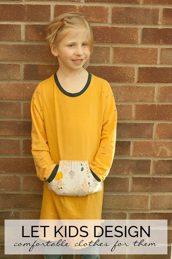 Give kids the opportunity to be their own Fashion Designer and let them design their own comfortable fashionable clothes