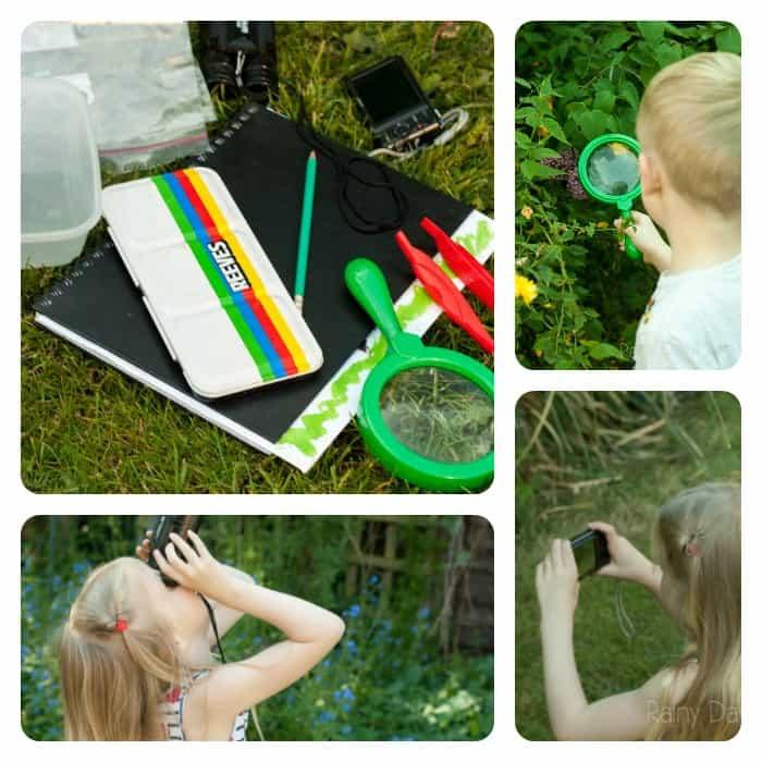 D.I.Y Nature Study Kit for Kids