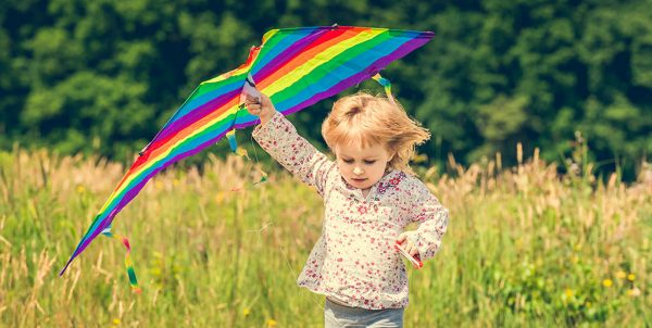 "Have fun this year as you go outside and sing along to Mary Poppins with ""Let's Go fly a Kite"" and send your own soaring up into the air."