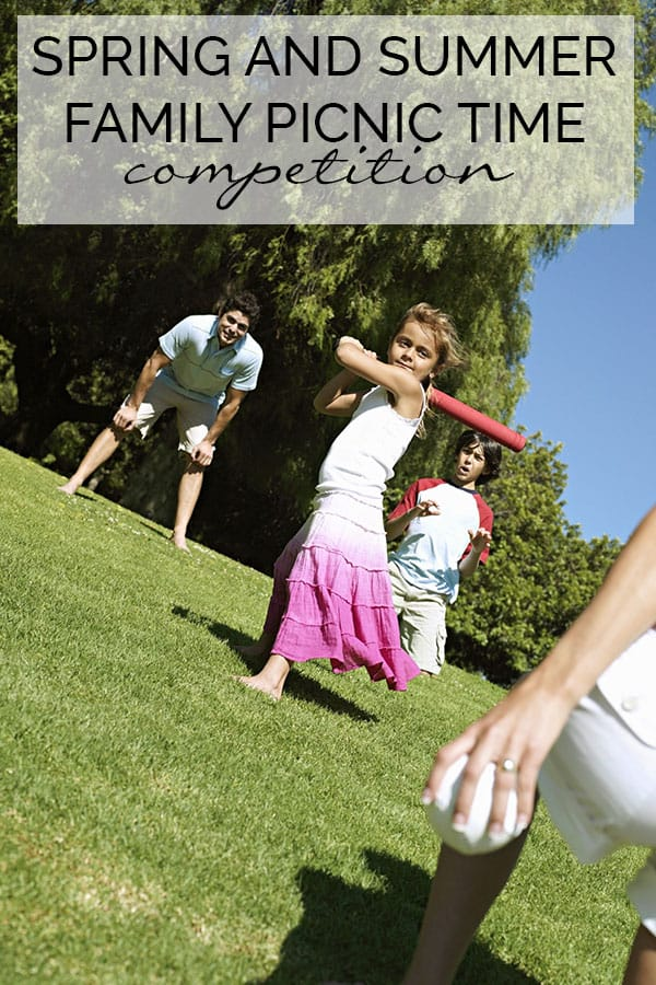 Spring and Summer Family Picnic Time Competition
