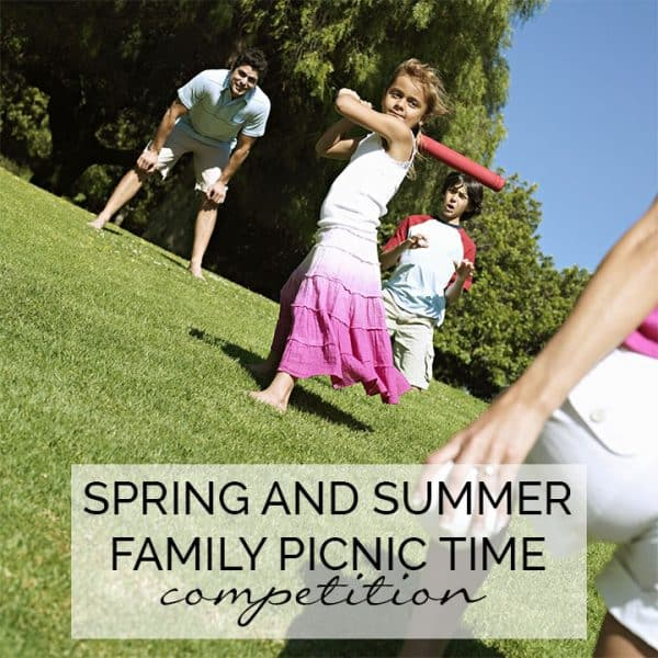 Get outside, active and having fun with the family this Spring and Summer with this fabulous prize of everything you will need for fun days out