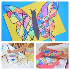 Simple Butterfly Art Project Ideas for Kids