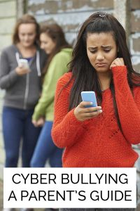 Cyber Bullying – a parent's guide
