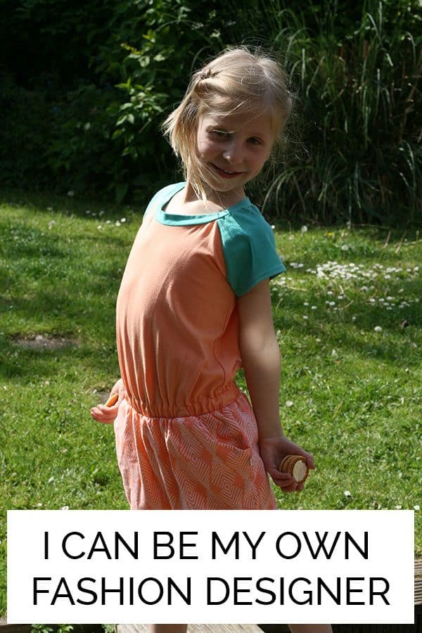 Let your kids be their own fashion design with this handmade self designed company The Patchery,