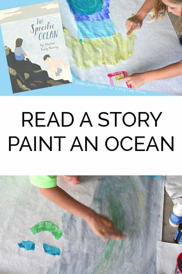 Read a Story – Paint the Ocean