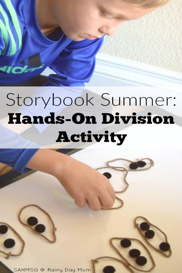 A Remainder of One Hands-On Division Activity