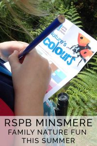 Discover RSPB Minsmere and the Summer Nature Activities for Families even if you don't know your Blue Tit from a Bittern it's perfect time to learn together.