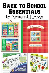 Make sure you're as organised as your kids are at the beginning of the year with these back to school essentials for mums and the home.