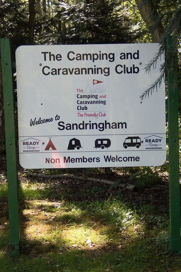 5 reasons why Sandringham Camping and Caravan Club Site is great for families