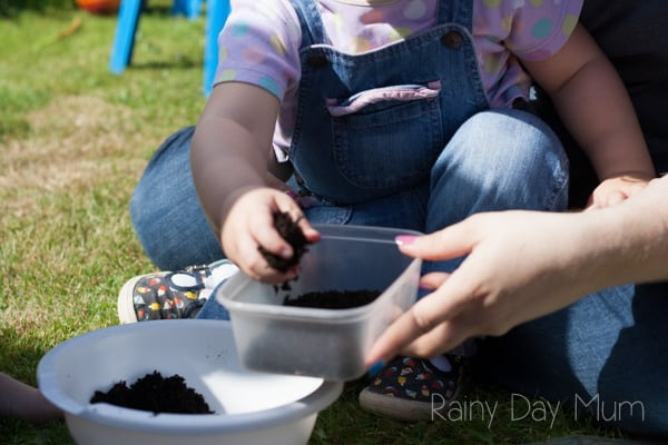 Create these easy DIY Seed Bombs with the kids. Ideal as wedding favours and the youngest members of the wedding party can be involved too.