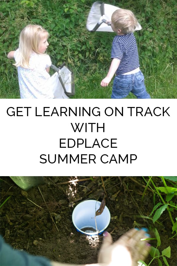 Make sure your kids are back on track wanting to learn and got their thinking hats on with EdPlace and their summer camp.