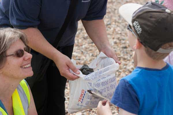Discover the old and new Felixstowe with kids, from the history of Languard Fort to Beachcombing for Fossil Shark's Teeth on the Prom.