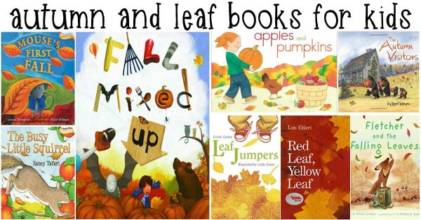 Discover these classic leaf and autumn books for toddlers and preschoolers to read together this season featuring some favourite fall animals and events.