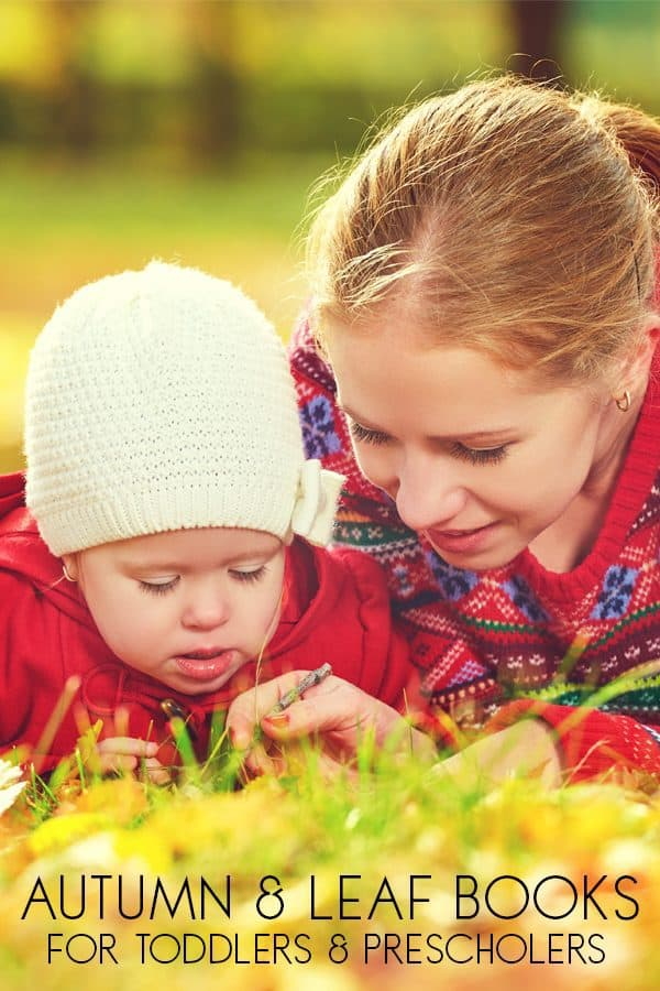 Autumn and Leaf Books and Stories for Toddlers and Preschoolers